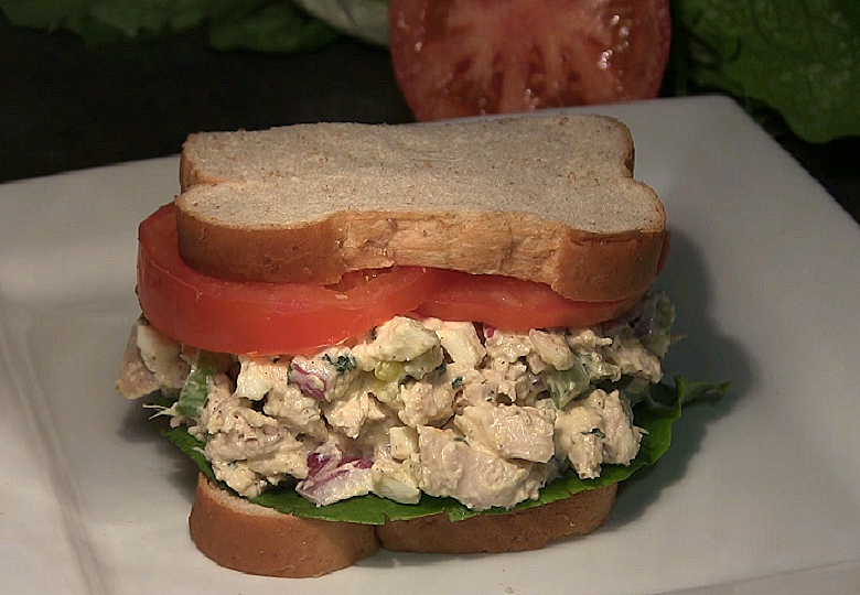 Chicken salad philly jay cooking heeeeey pbjs today im going to share my creamy amazingly delicious homemade chicken salad recipe with you guys this chicken salad is the bomb yall forumfinder Images